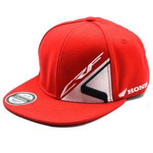 Honda CRF Snapback Cap Red AHTP0002012