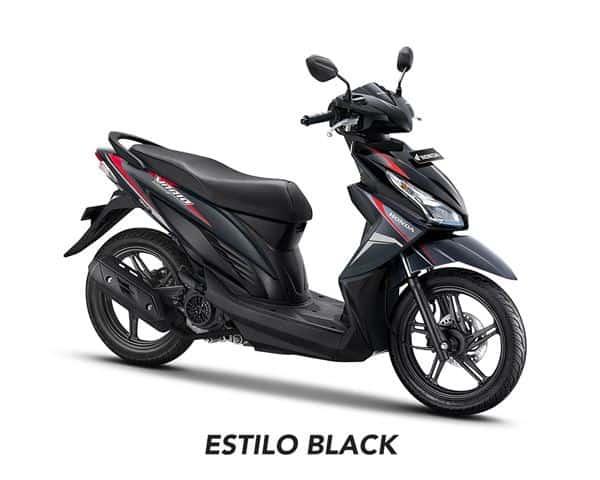 Honda Vario 110 eSP Estilo Black