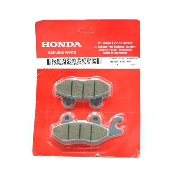 Pad Set FR 06455KR3404