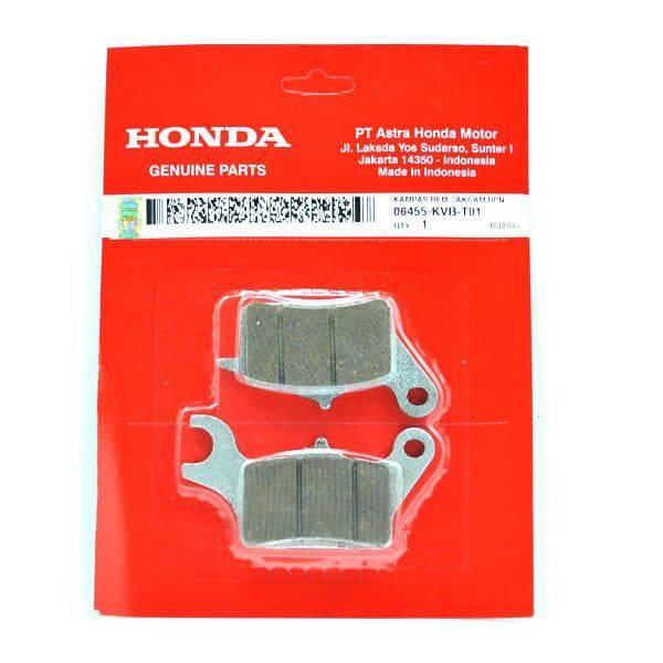 Pad Set FR 06455KVBT01