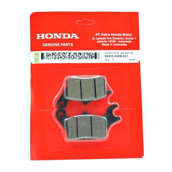 Pad Set FR 06455KWB601