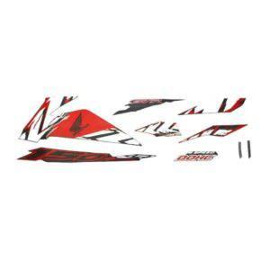 Stripe Set Black Red L 871X0K56N80ZAL