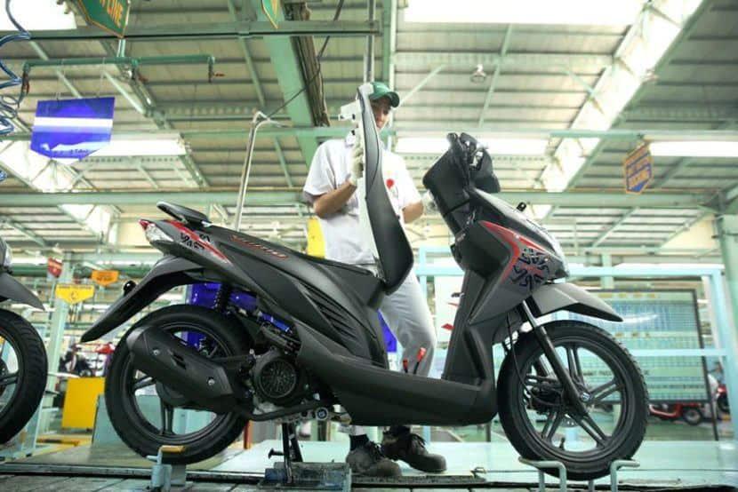 Tampilan Baru dari Honda Vario 110 eSP