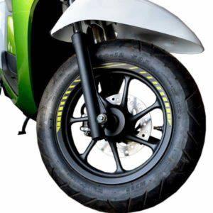Wheel Rim Scoopy New 871X0K93A00BLK