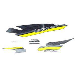 Stripe Set R Black Yellow 871X0K60B50ZAR