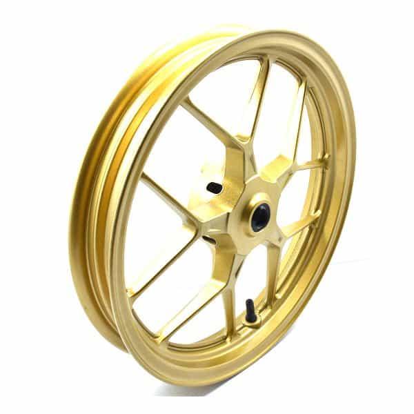 Velg Depan Gold Wheel Sub Assy Fr Vario 150 Esp Vario 125 Esp
