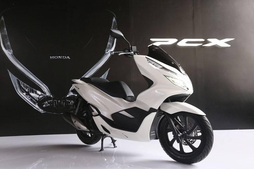 all new honda pcx 150 produksi indonesia telah hadir