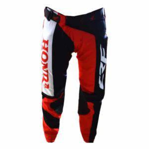 Honda CRF Jersey Pants (30) AHPS0001001