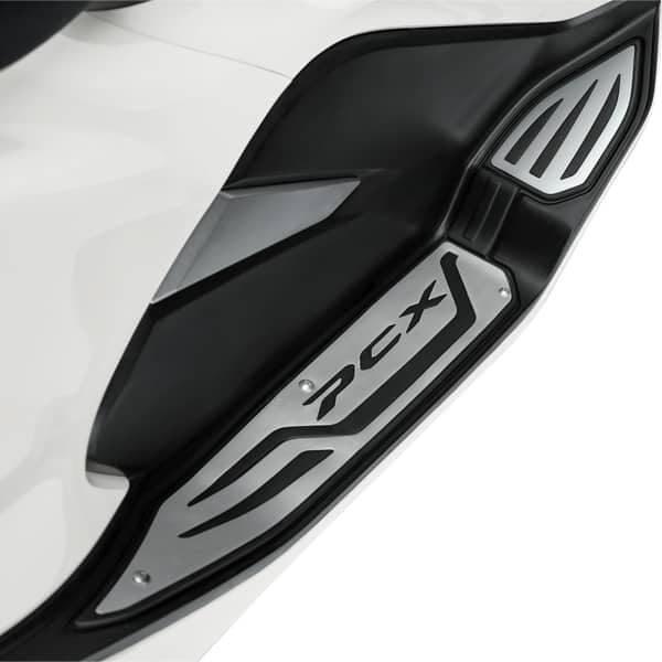 Aksesoris Panel Step Floor (Panel Pijakan Kaki) Honda PCX