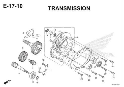 E17 10 Transmission BeAT eSP K25