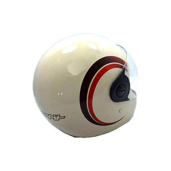 Helmet Assy Retro Cream 86100H05DA0