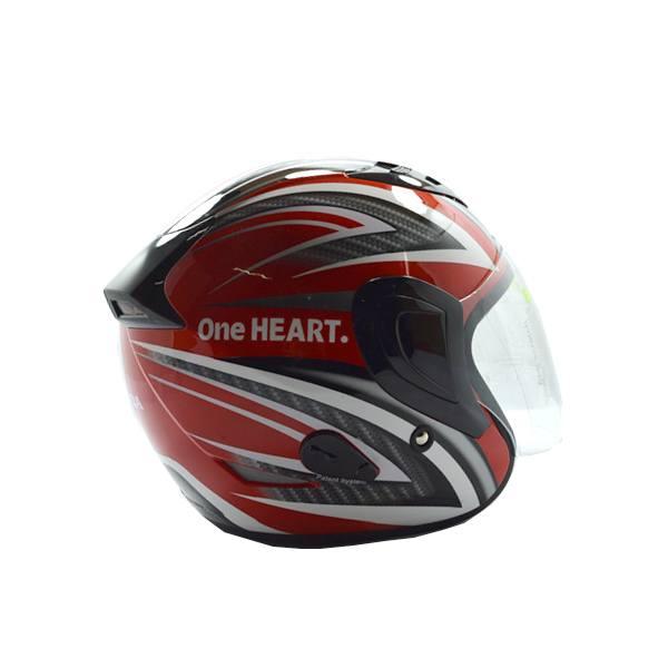 Helmet Pro D1 DV Red