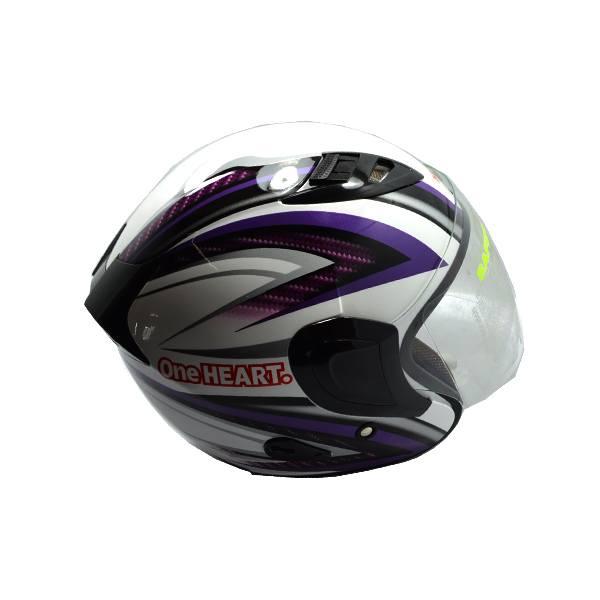 Helmet Pro D1 DV WHT