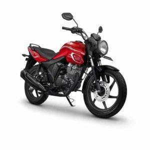 Honda CB150 Verza Bold Red