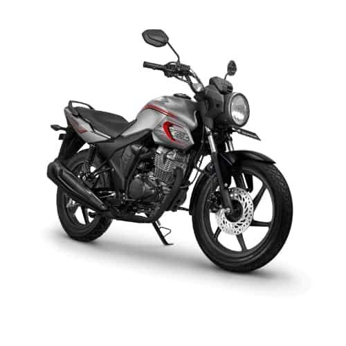 Honda CB150 Verza Macho Silver