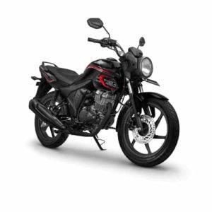 Honda CB150 Verza Masculine Black