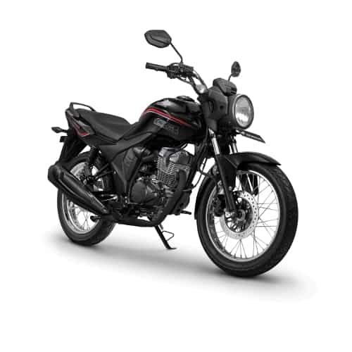 Honda CB150 Verza Masculine Black Spoke Wheel