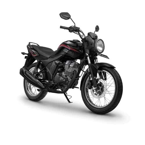 Honda CB150 Verza Masculine Black Spoke Wheel