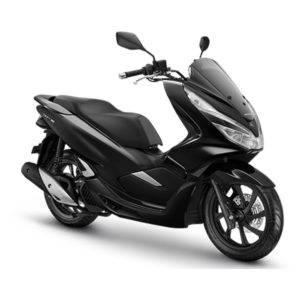 Honda PCX 150 Brilliant Black