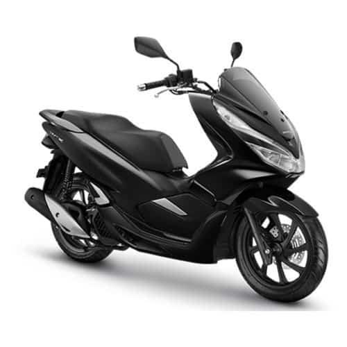 PCX 150 ABS Brilliant Black
