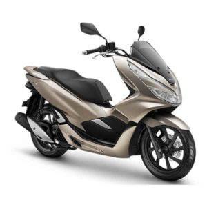 Honda PCX 150 Glamour Gold