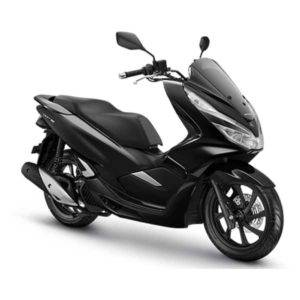 PCX 150 Brilliant Black