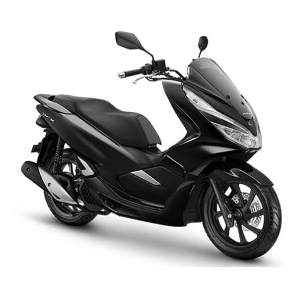 PCX 150 Brilliant Black