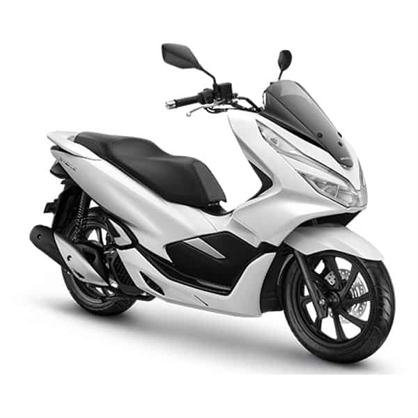 PCX 150 CBS Wonderful White
