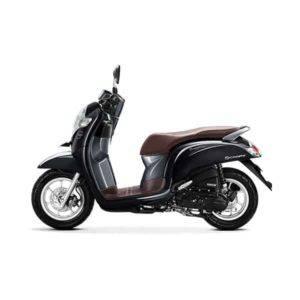 New Honda Scoopy Stylish Black