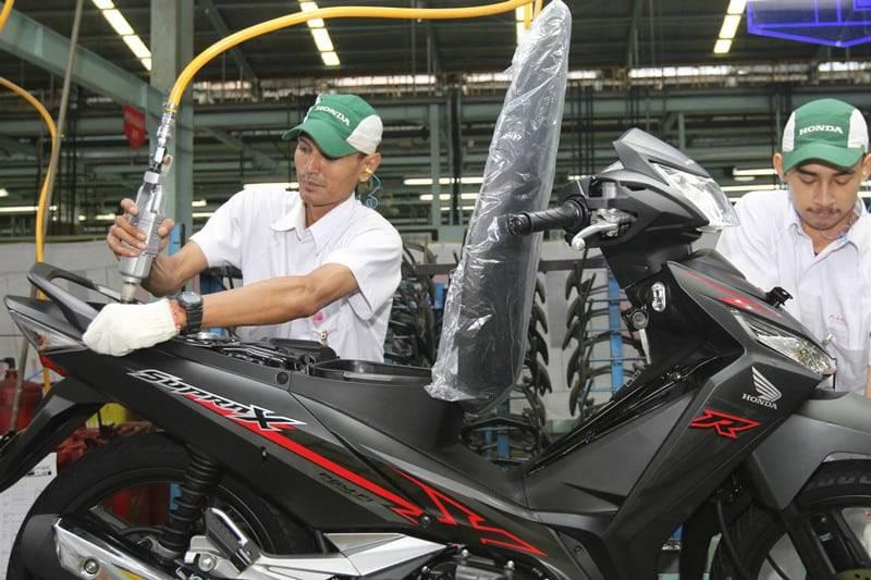 Penyegaran Tampilan Honda Supra X 125 FI