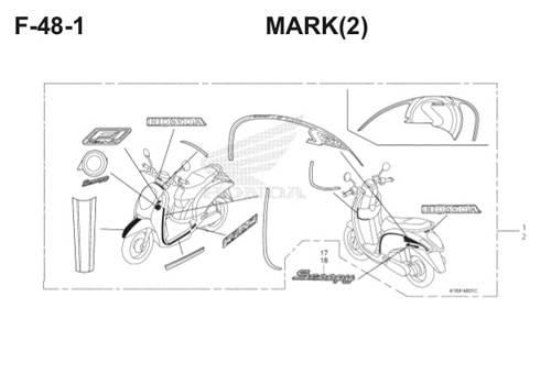 F-48-1 Mark(2) Scoopy eSP K16