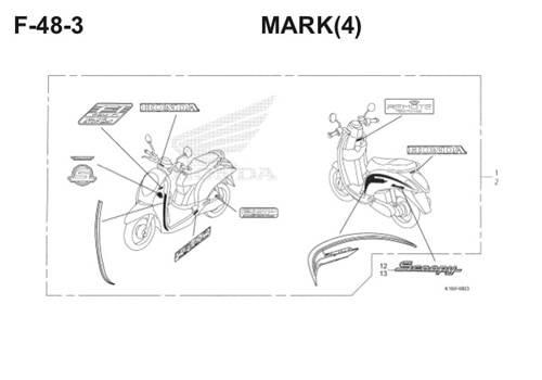 F-48-3 Mark(4) Scoopy eSP K16