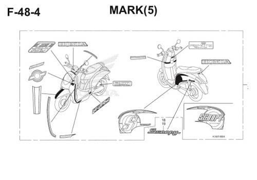 F-48-4 Mark(5) Scoopy eSP K16