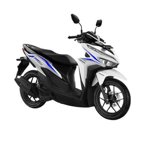 New Vario 125 Advance White Blue