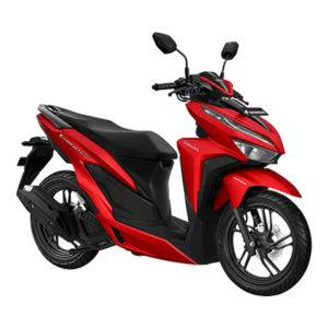 New Vario 150 Exclusive Matte Red