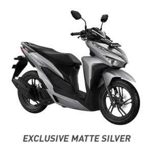 New Vario 150 Exclusive Matte Silver