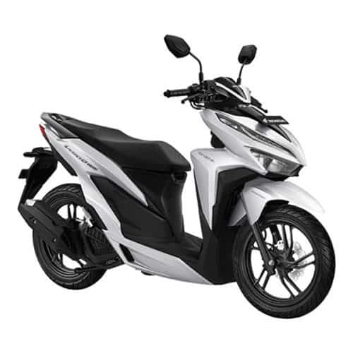 New Vario 150 Exclusive White