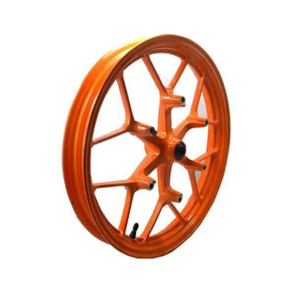 Wheel Sub Assy ., FR. (NI OR) 44650K56N00ZA