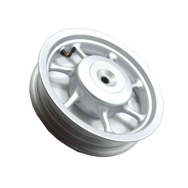 Wheel Sub Assy RR (Silver) 42650K93N00ZB
