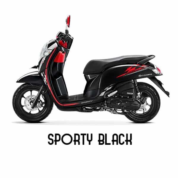 scoopy esp k93 sporty black