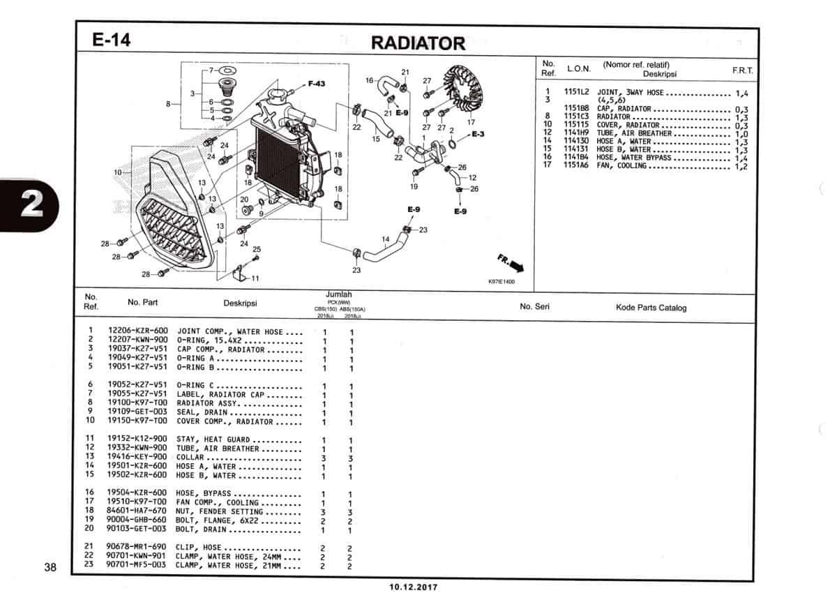 E-14-Radiator-Katalog-Pcx-150-K97