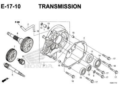 E-17-10-Transmission-New-Vario-150-K59J