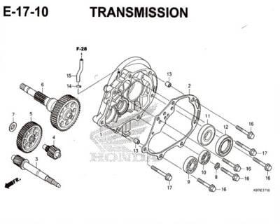 E-17-10-Transmission-Pcx-150-K97