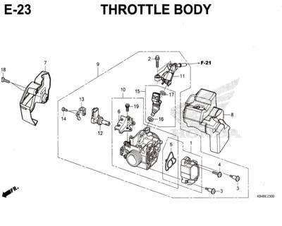 E-23-Throttle-Body-Honda-Crf-150L