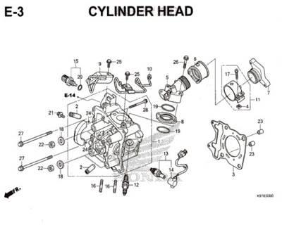 E-3-Cylinder-Head-Pcx-150-K97