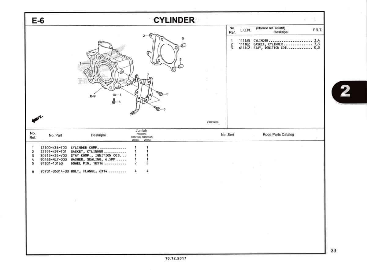 E-6-Cylinder-Katalog-Pcx-150-K97