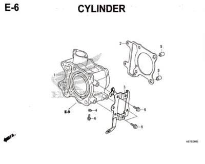 E-6-Cylinder-Pcx-150-K97