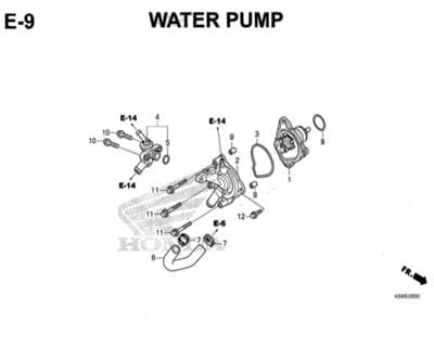 E-9-Water-Pump-New-Vario-150-K59J
