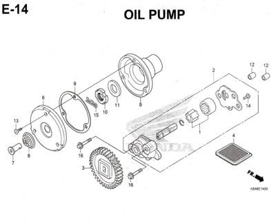 E14-Oil-Pump-Honda-Crf-150L