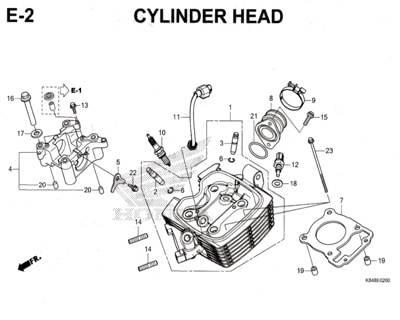 E2-Cylinder-Head-Honda-Crf-150L